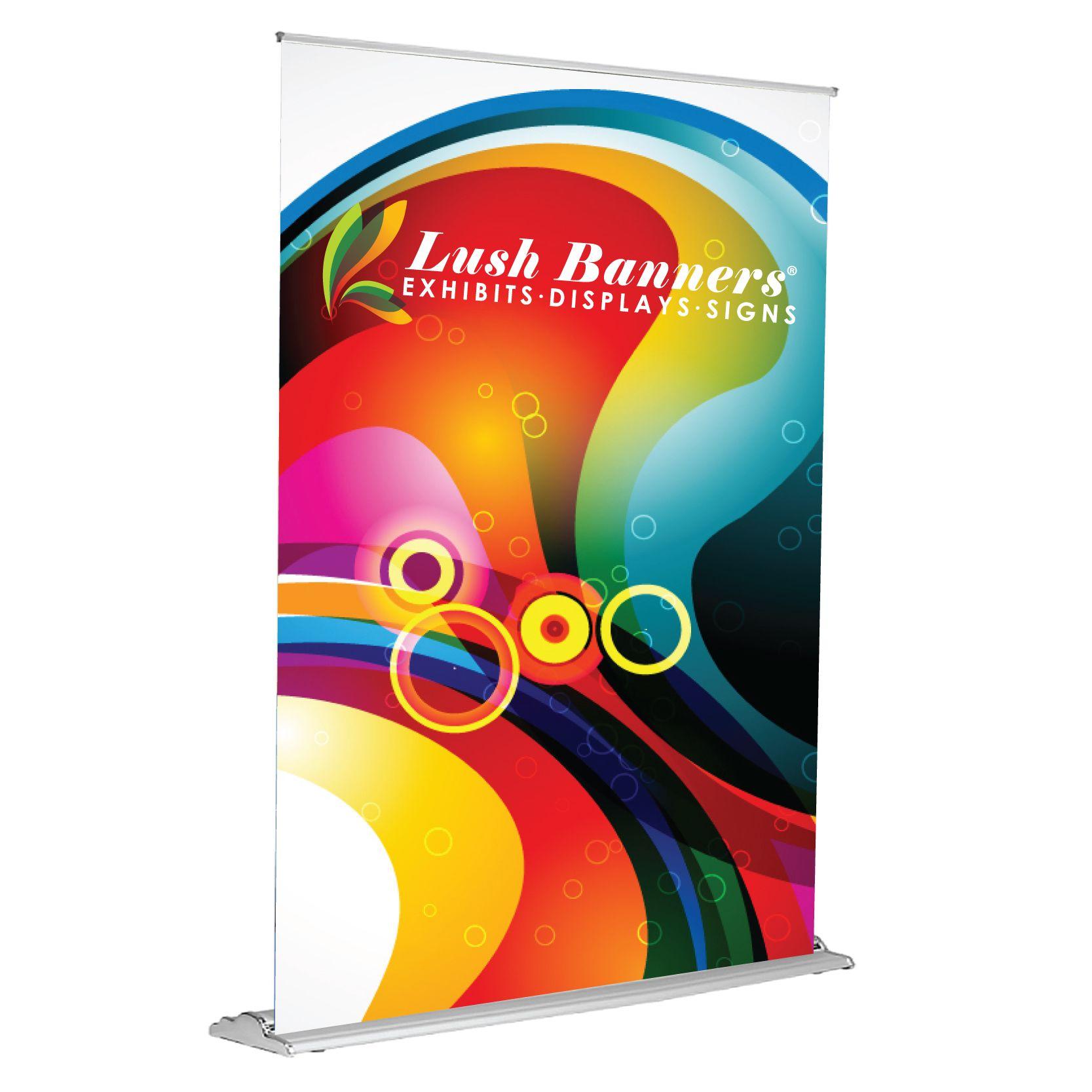 Silverstep Retractable Backdrop (Premium 60 Inches)