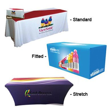 Custom Size Full Color Table Cover