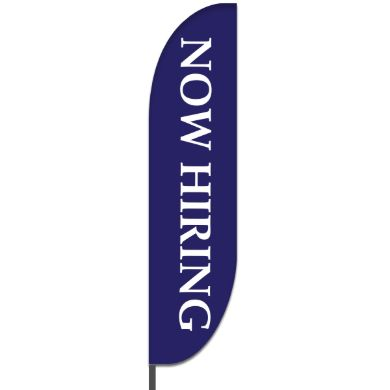 Now Hiring Flags Design 01