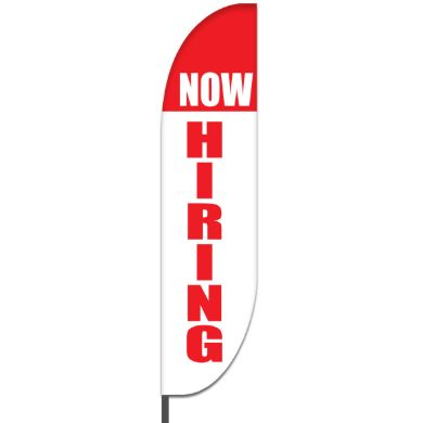 Now Hiring Flags Design 03