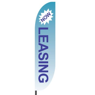 Now Leasing Flags Design 01