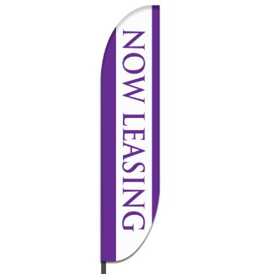Now Leasing Flags Design 03