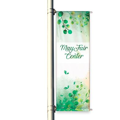 Pole Banners 24