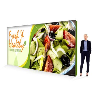15ft Pop Up Display (Straight)