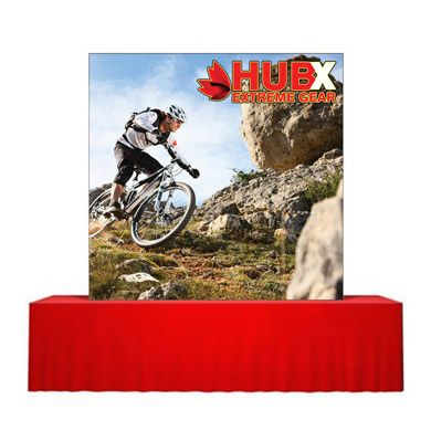5ft Tabletop Pop Up display