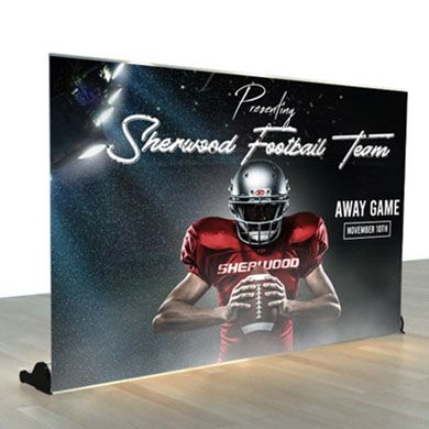 8ft Retractable Backdrop (Premium Magnetic)