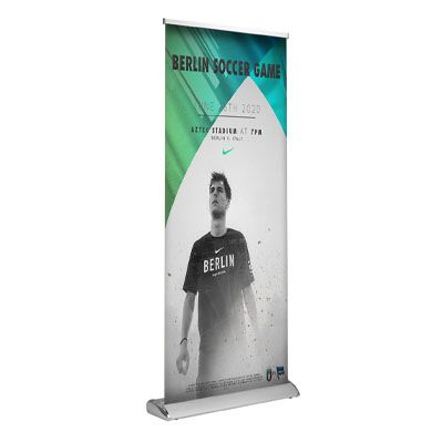 Retractable Banner Stands (Premium)