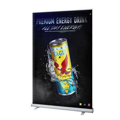 Retractable Banner Wide (Standard 48 Inches)
