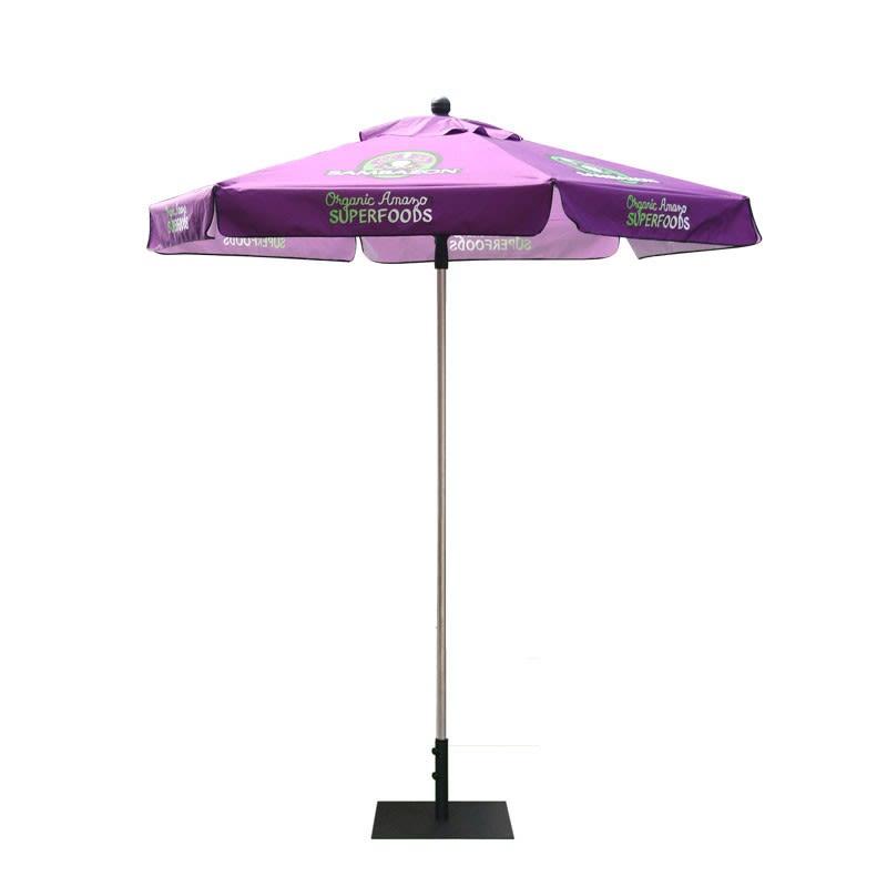 Custom Market Umbrella 8ft Hex