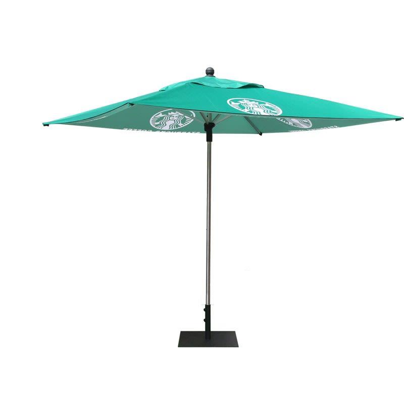Custom Market Umbrella 9ft Square