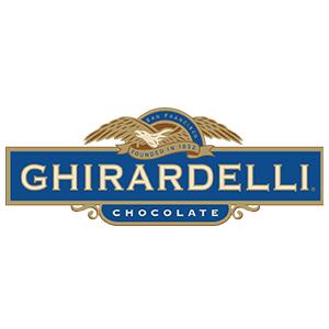 Lush Banners Customer - Ghirardelli