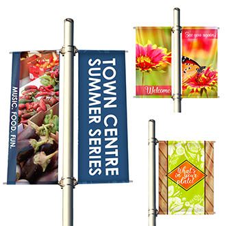 Pole Banners Category