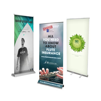 Retractable Banner Stands Category