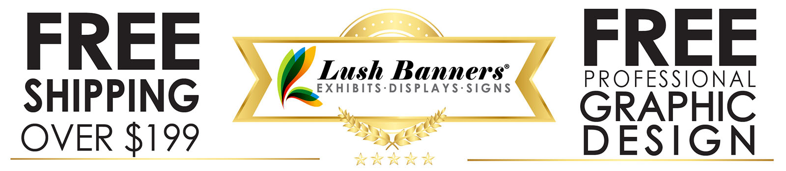 Lush Banners Announcement