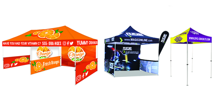 Custom Canopy Tents Profile