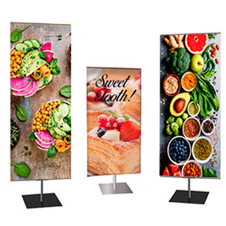 Classic Banner Stands Category