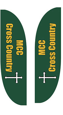 Church Feather Banners