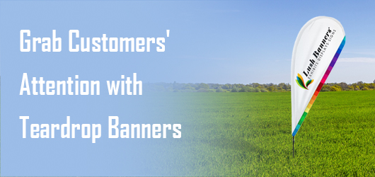 Feather Flag Banners from Lush Banners