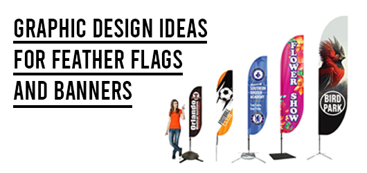 Graphic Design Ideas for Feather Flags and Banners | Lush Banners