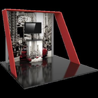 10x10 Modular Trade Show Display Design 01