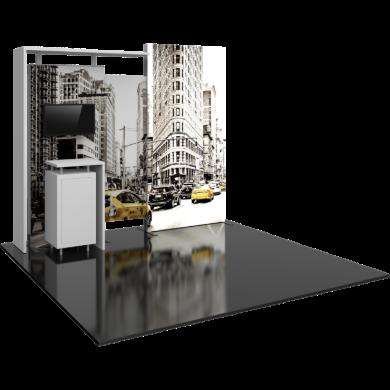 10x10 Modular Trade Show Display Design 03