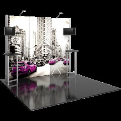 10x10 Modular Trade Show Display Design 04