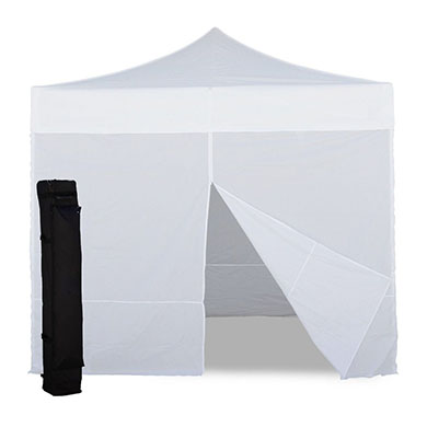 Mobile Privacy Medical Tent