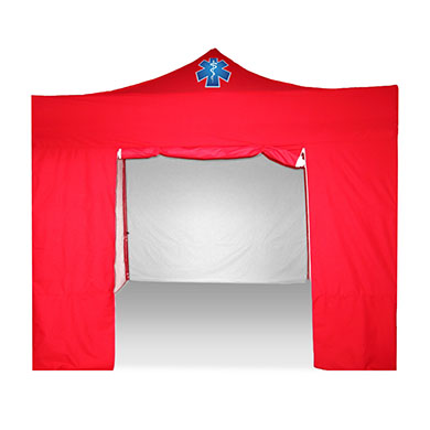 Optional Door For Custom Canopy Tent (Double-Zipper)