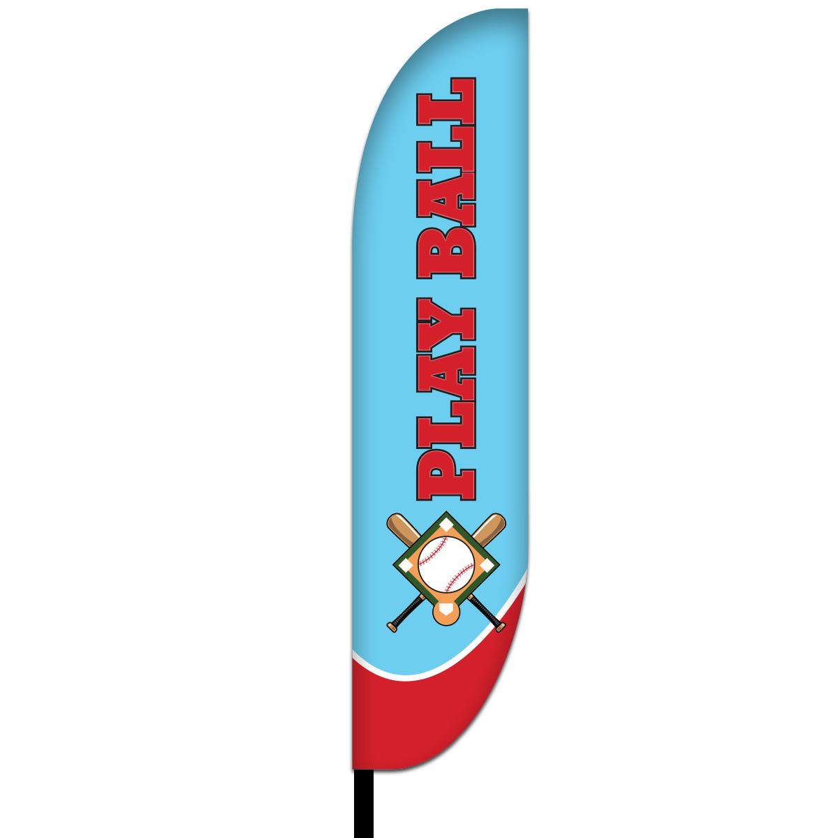 Baseball Flags Design 01