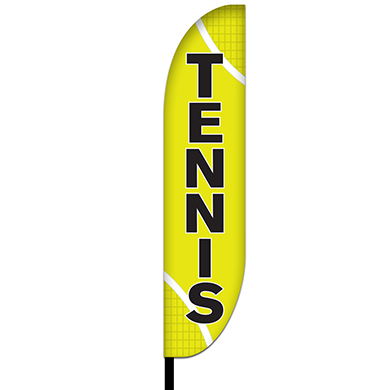 Tennis Flags Design 01