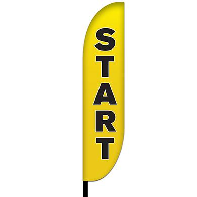 Start Flags Design 01