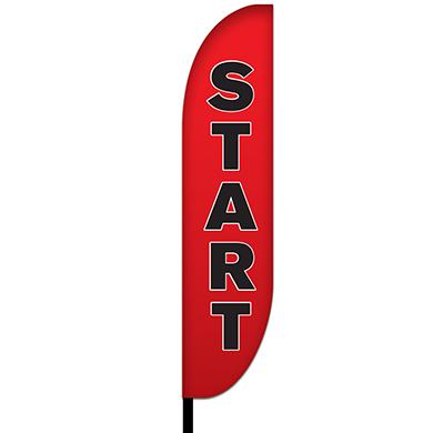 Start Flags Design 02