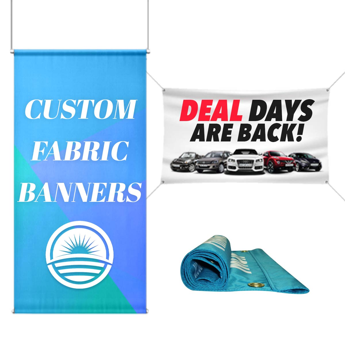 Fabric Banners (COPY)