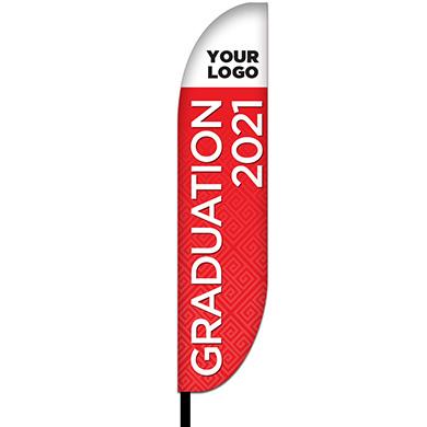 Graduation Flag Design 03