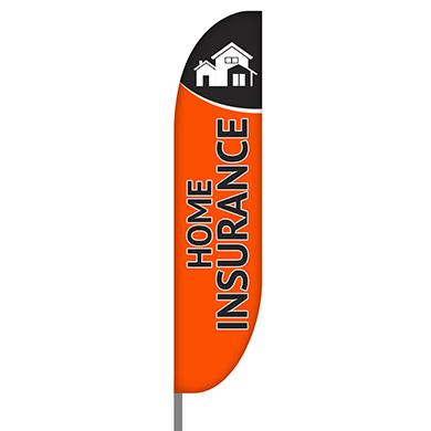 Insurance Flag Design 02