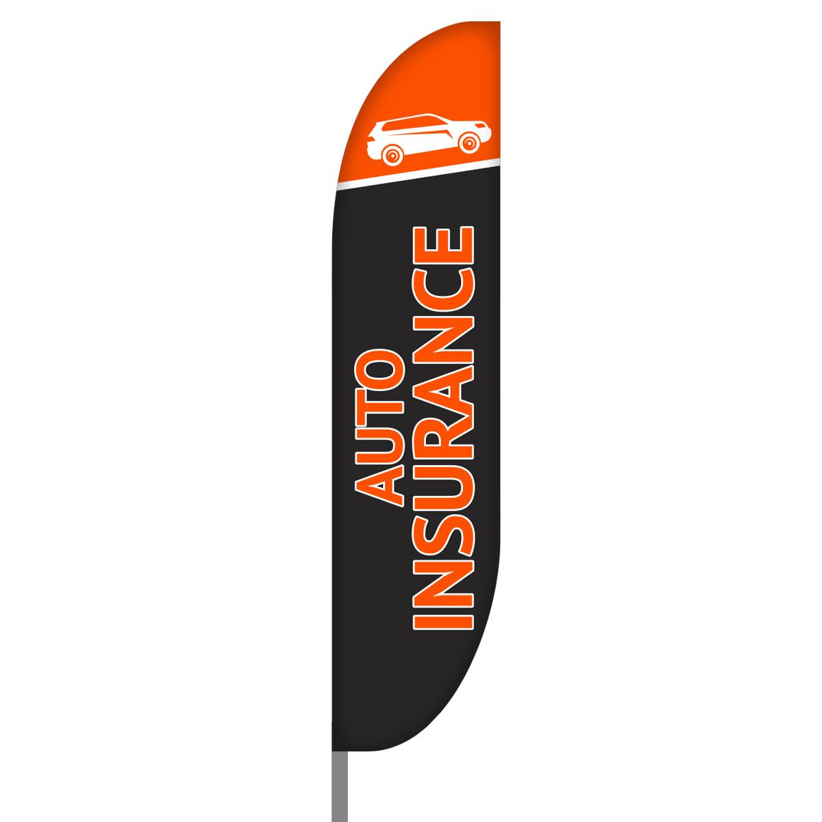 Insurance Flag Design 01