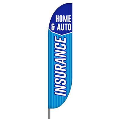 Insurance Flag Design 03