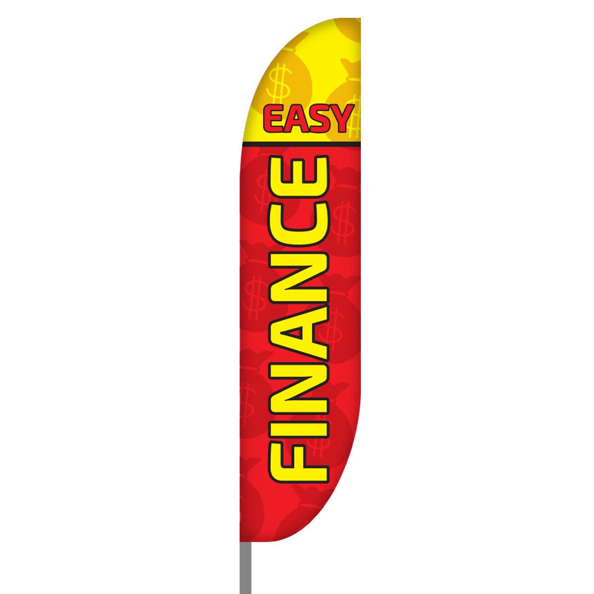 Financing Flag Design 02