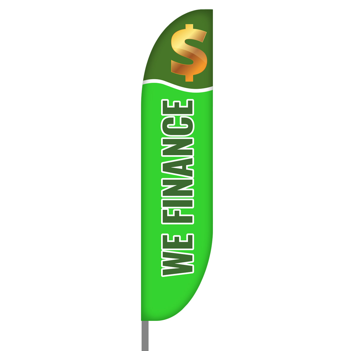 Financing Flag Design 03