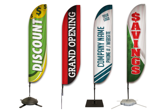 Business Promotion Flags Profile