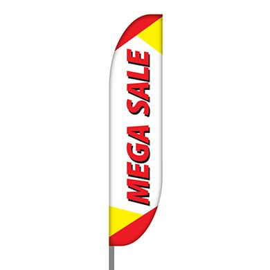 Sale Flag Design 01