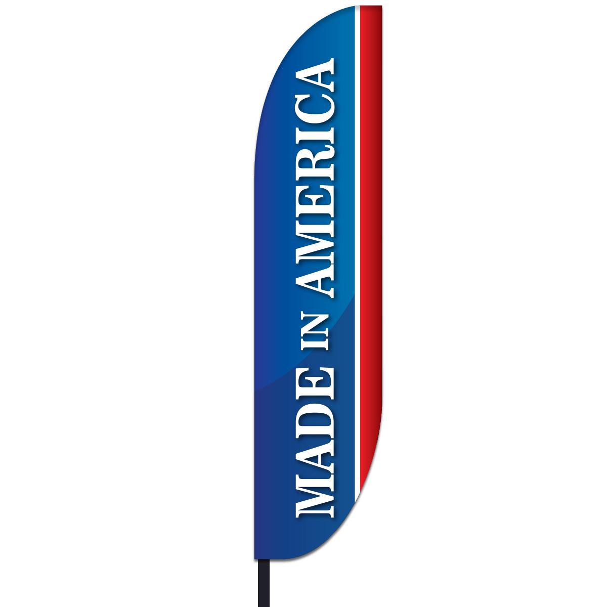 Made In America Flag Design 03