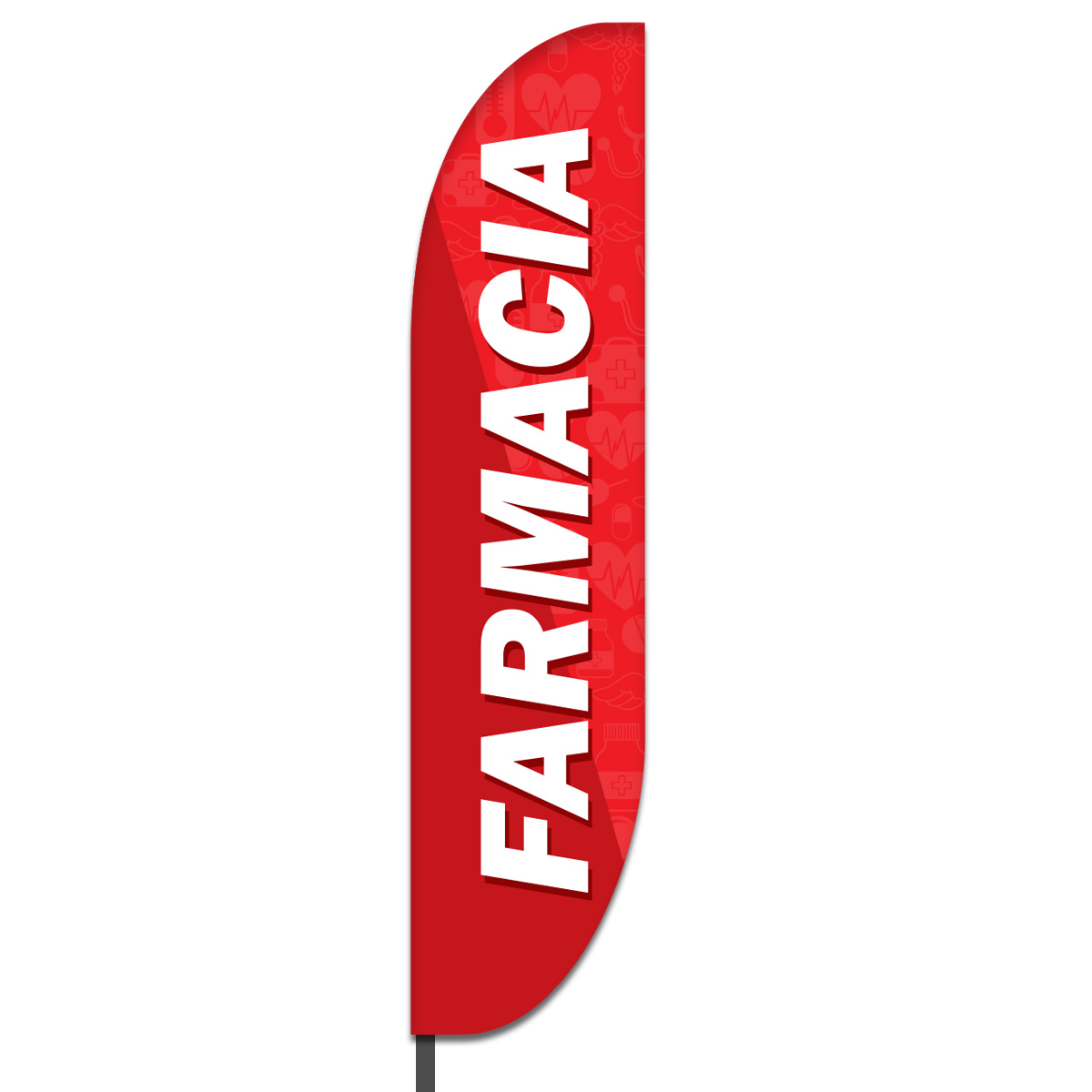 Spanish Pharmacy Flags Design 01