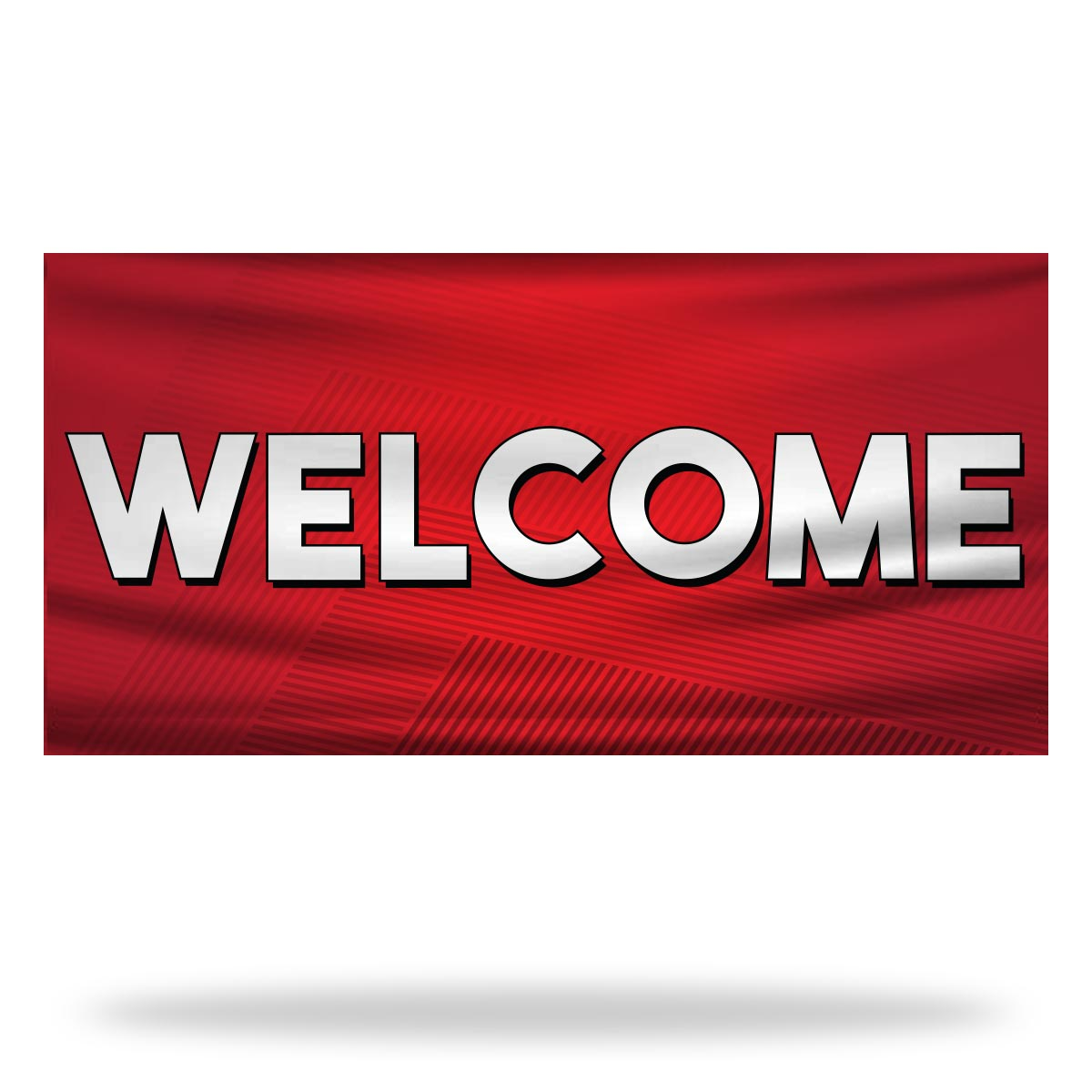 Welcome Flags & Banners Design 02