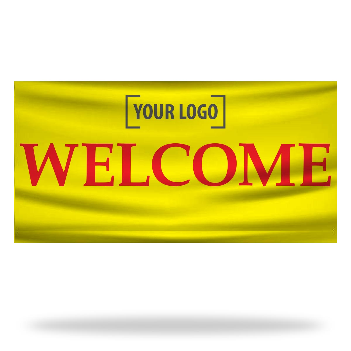 Welcome Flags & Banners Design 05