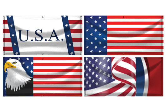 American Flags & Banners