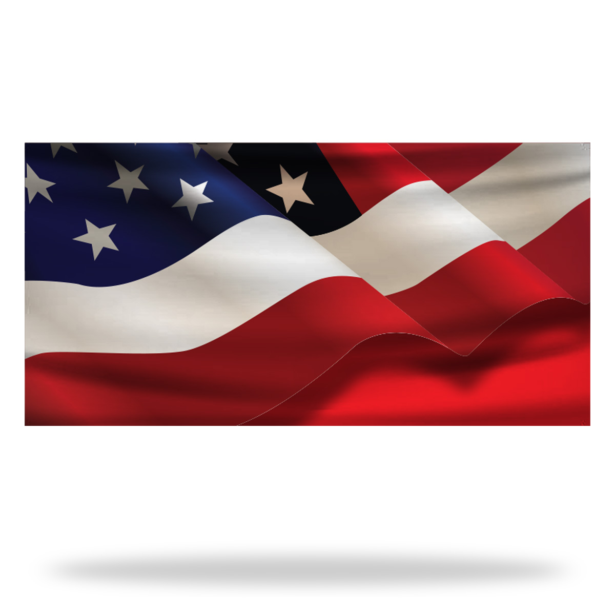 American Flags & Banners Design 02