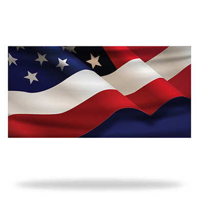 American Flags & Banners Design 03