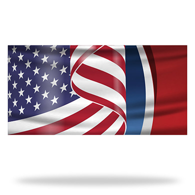 American Flags & Banners Design 04
