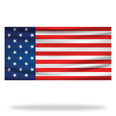 American Flags & Banners Design 07
